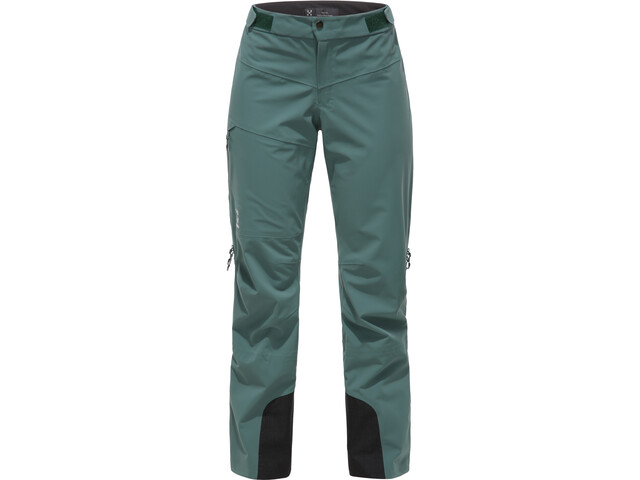 Haglöfs L.I.M Touring Proof Pantalones Mujer, willow green